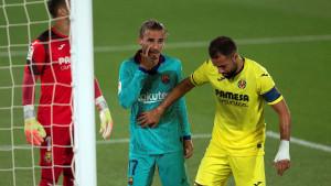 Rukovodstvo Barcelone obavilo razgovore s Griezmannom: Dobio je jasnu poruku!