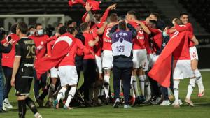 """Lille slavi titulu, navijači """"zapalili"""" grad"""