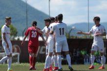 Juniori Sarajeva poraženi u utakmici za 3. mjesto