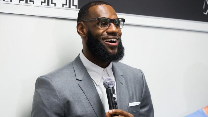 LeBron: Da opet zaigram za Cleveland? Nikad se ne zna