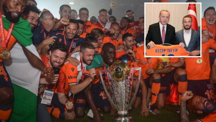 Erdogan ugostio Višću i društvo