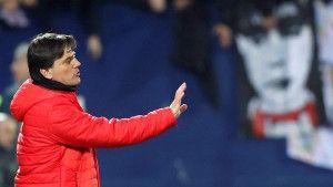Trener Seville se izvinio navijačima nakon utakmice