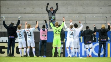 To je fudbal: Proslavili pobjedu s jedinim navijačem!