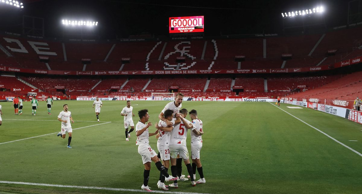 La Liga se vratila: Sevilla u velikom derbiju savladala Betis