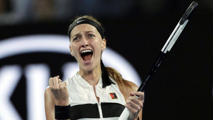 Kvitova i Collins u polufinalu Australian Opena