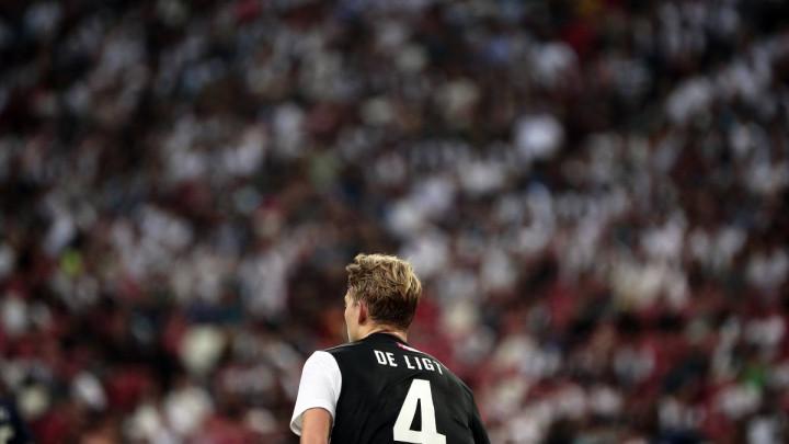 De Ligt nije otišao s Juventusom u Rusiju