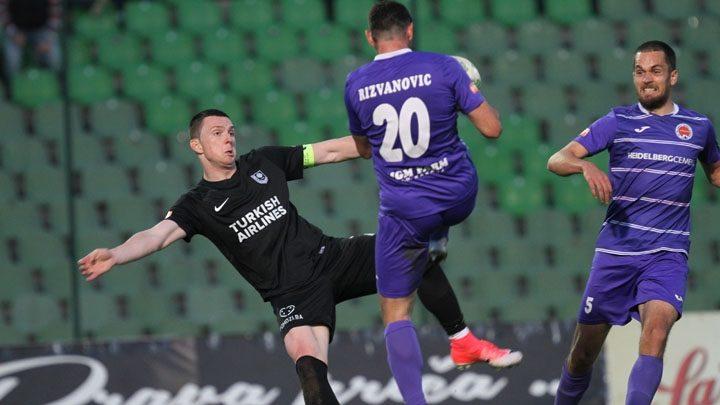 Navijači Mladosti stali u odbranu Mirze Rizvanovića