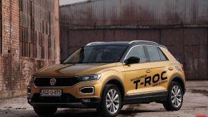 Test Volkswagen T-Roc Style 2.0 TDI 4Motion