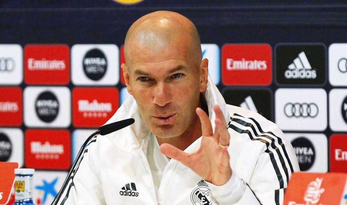 Zidane na listi želja ima još četiri fudbalera