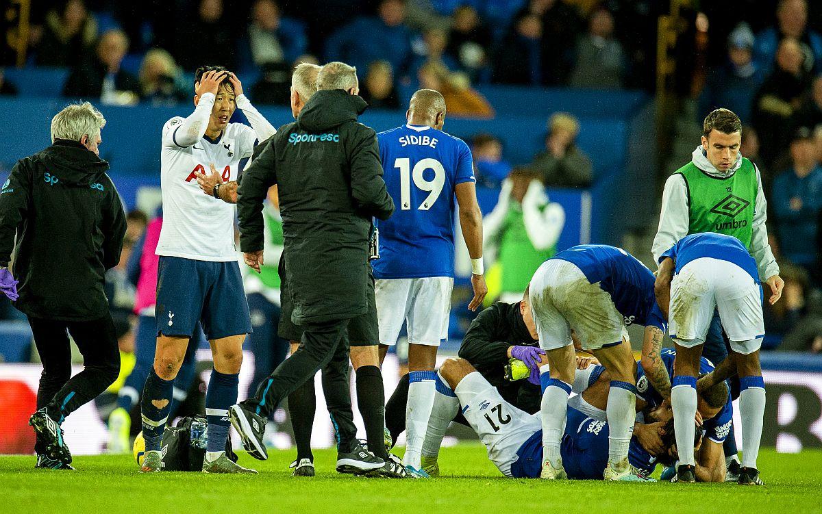 Son otkrio dio prepiske sa Gomesom nakon teške povrede igrača Evertona