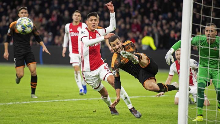 Drama na Amsterdam Areni pripala Šišmišima: Ajax ispao, Valencia i Chelsea idu dalje