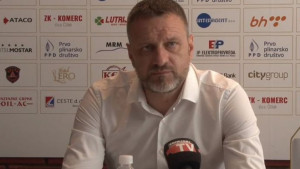 Trener HŠK Zrinjski: Nećemo podcijeniti protivnika, ali znamo šta je cilj