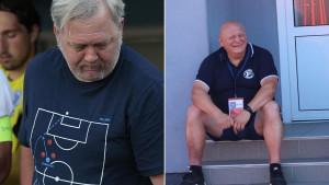 Petrović i Osim odabrali sastave, trener tima sa Grbavice napravio nekoliko velikih iznenađenja