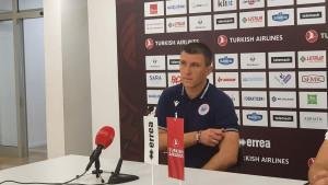 Jakirović nije krio oduševljenje: Nismo se raspali, drago mi je zbog momaka