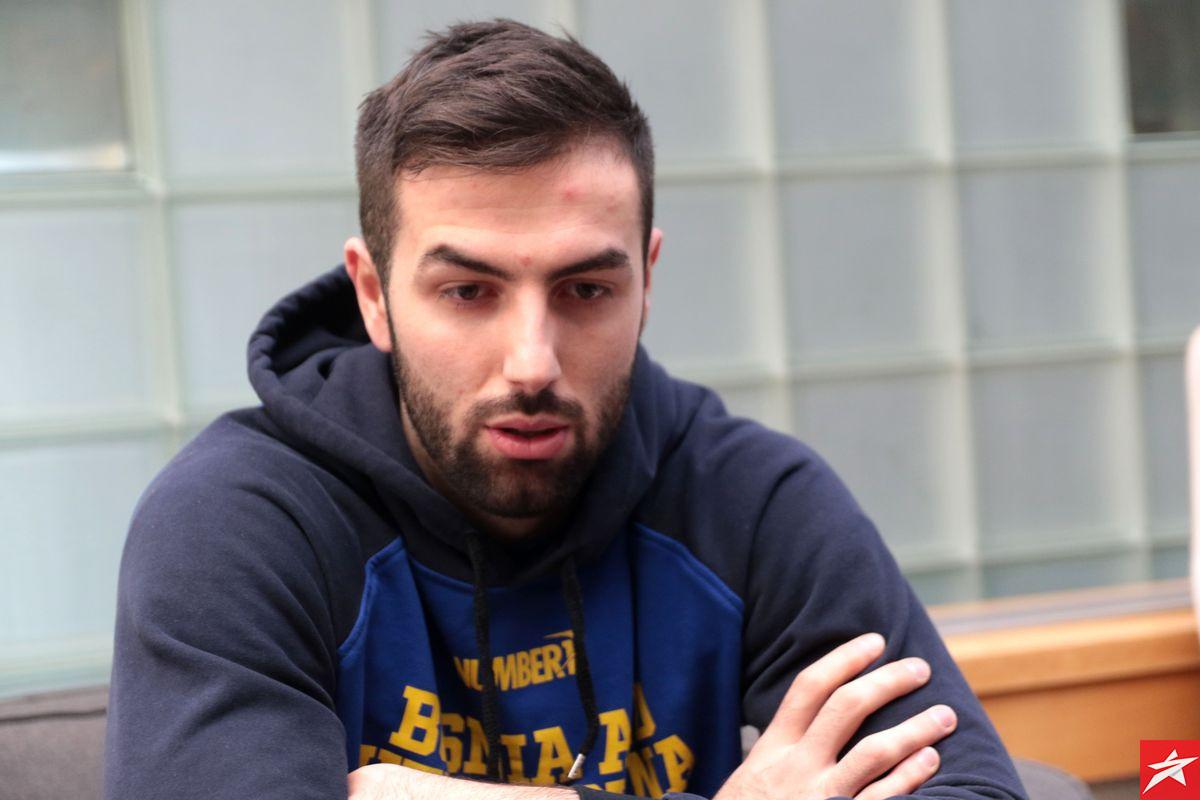 Dino Hamidović: Imat ćemo šta reći i na Evropskom prvenstvu