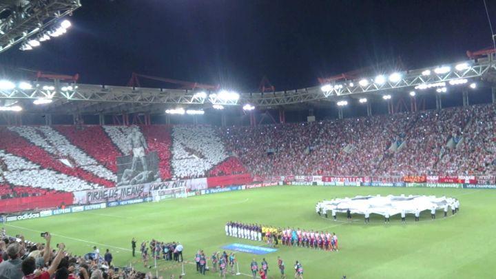 Brutalan odgovor navijača Olympiacosa navijačima Partizana