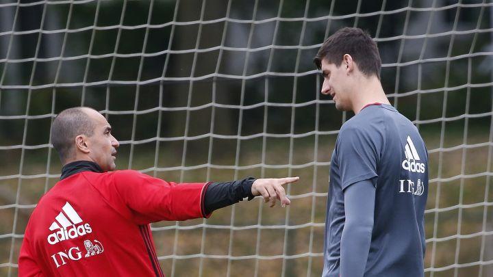 Conte potvrdio: Courtois spreman za Tottenham