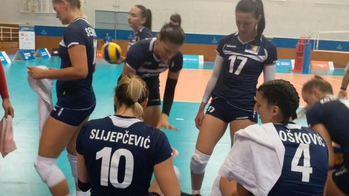 Odbojkašice BiH poražene od Španije