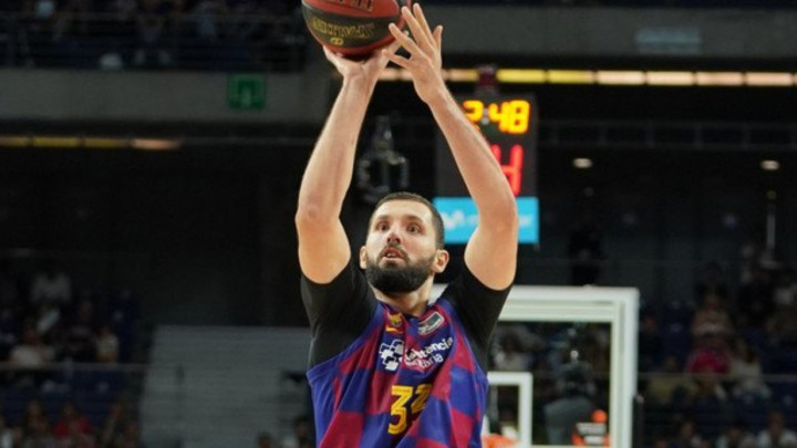 Nikola Mirotić spektakularnim otvaranjem sezone odveo Barcelonu do pobjede