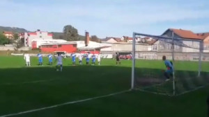 Pogledajte vodeći gol FK Željezničar protiv FK Bosna Kalesija