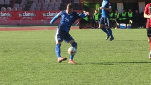 FK Tuzla City zbog teške povrede ostao bez veznjaka
