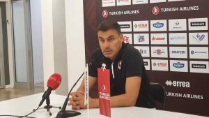 Goran Sablić: Pobijedio je bolji tim i ovo je bio realan rezultat