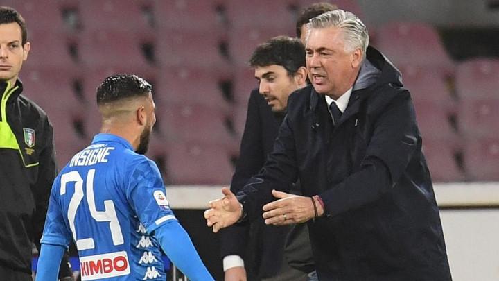 """Ancelottijeva """"osveta"""" Napoliju?"""