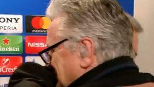 Ovo može samo Posebni: Mourinho nakon jednog pitanja zagrlio novinara