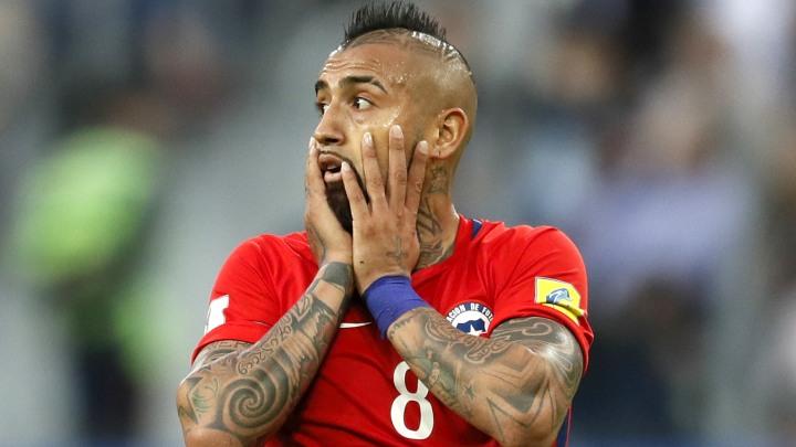Arturo Vidal se oprostio od reprezentacije Čilea