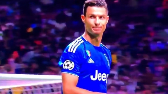 Ronaldo gestikulacijom razljutio navijače Atletica