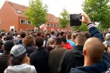 Navijači Ajaxa pružili podršku Nouriju