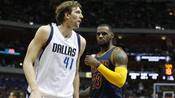 Nowitzki: NBA liga je drugačija, ljudi više gledaju zaradu