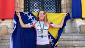 Lejla Tanović šesta na UCI C1 utrci u Španiji