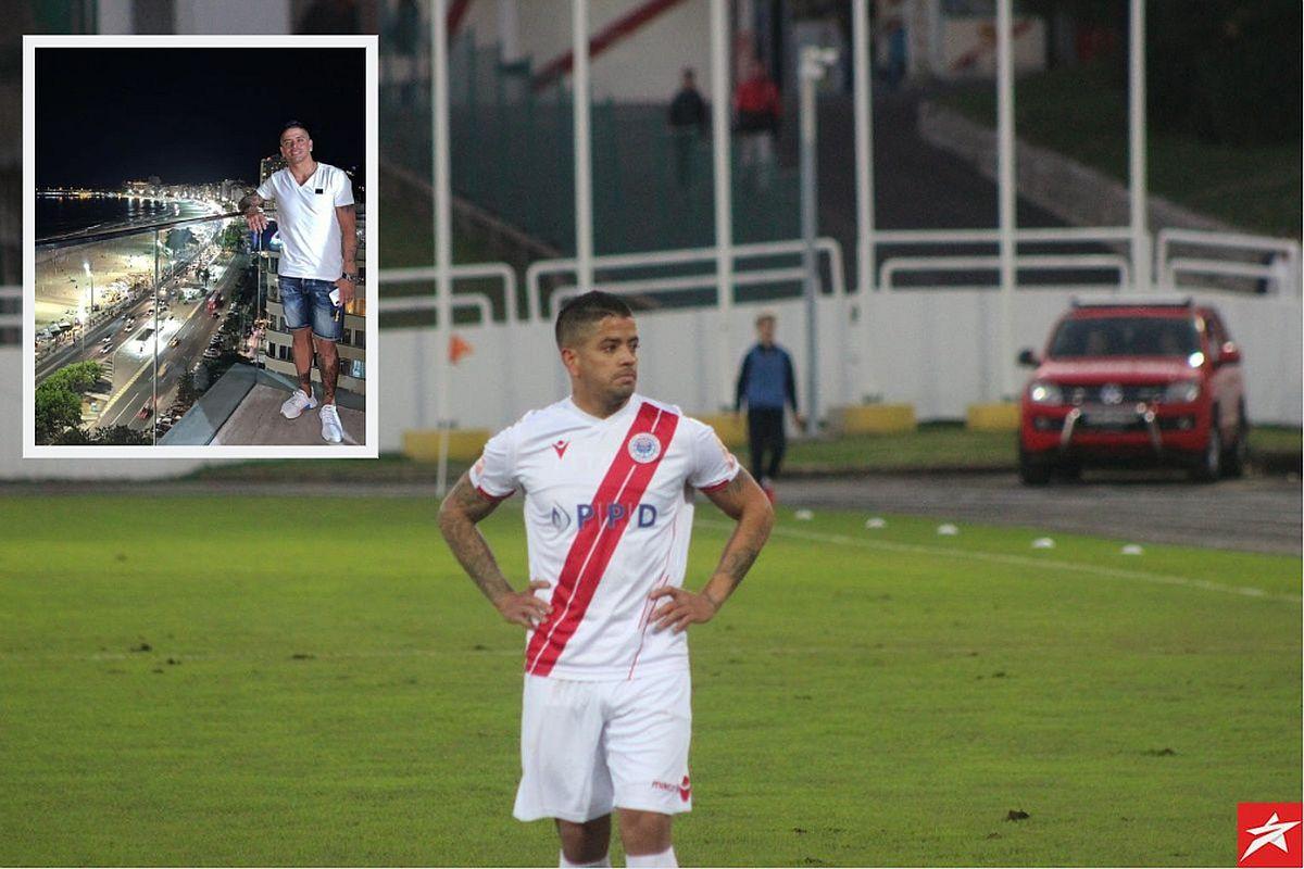 Čast svim igračima iz Premijer lige, ali Luis Ibanez je otišao na najbolji odmor!