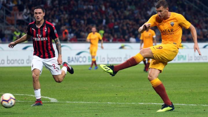 Džeko napada Milan