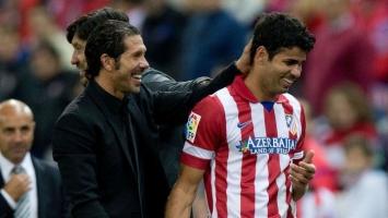 Simeone: Costa će se morati dobro namučiti