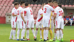 Zrinjski prijavio 23 fudbalera za dvomeč protiv Akademije Pandev