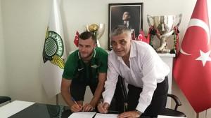 Irfan Hadžić potpisao za Akhisarspor!