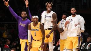 Naredne sedmice Lakersi dobijaju veliko pojačanje