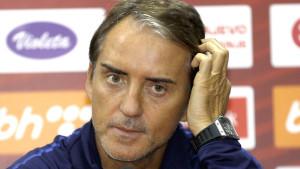 Mancini: Osjećam se sigurno u Italiji, imam povjerenje u naše ljekare