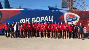 FK Borac otputovao na pripreme