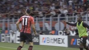 Godine mu ništa ne mogu: Ibrahimović se tek oporavio od povrede i odmah zabio gol