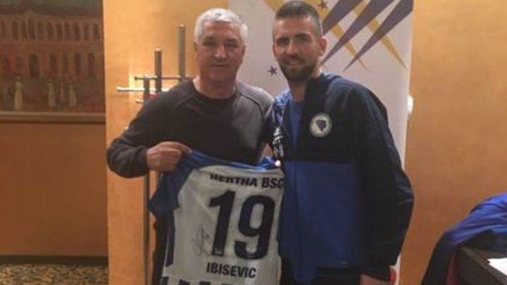 Džeko, Lulić i Ibišević podržali FK Velež