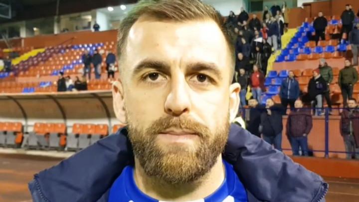 Veselinović: Zasluženo smo pobijedili iako je i Borac imao svoje prilike