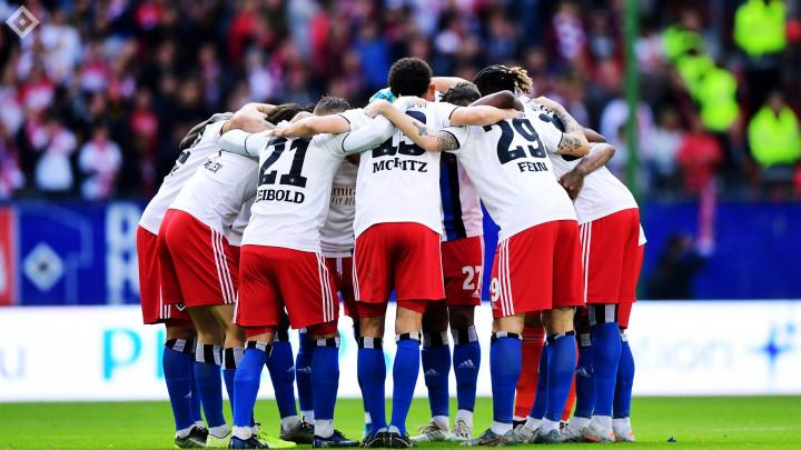 Ludilo u njemačkoj Cvajti: HSV u nokautu nakon prvog poluvremena, navijači u šoku
