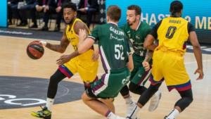 Barcelona sigurna protiv Unicaje, Baskonia protiv Tenerifa