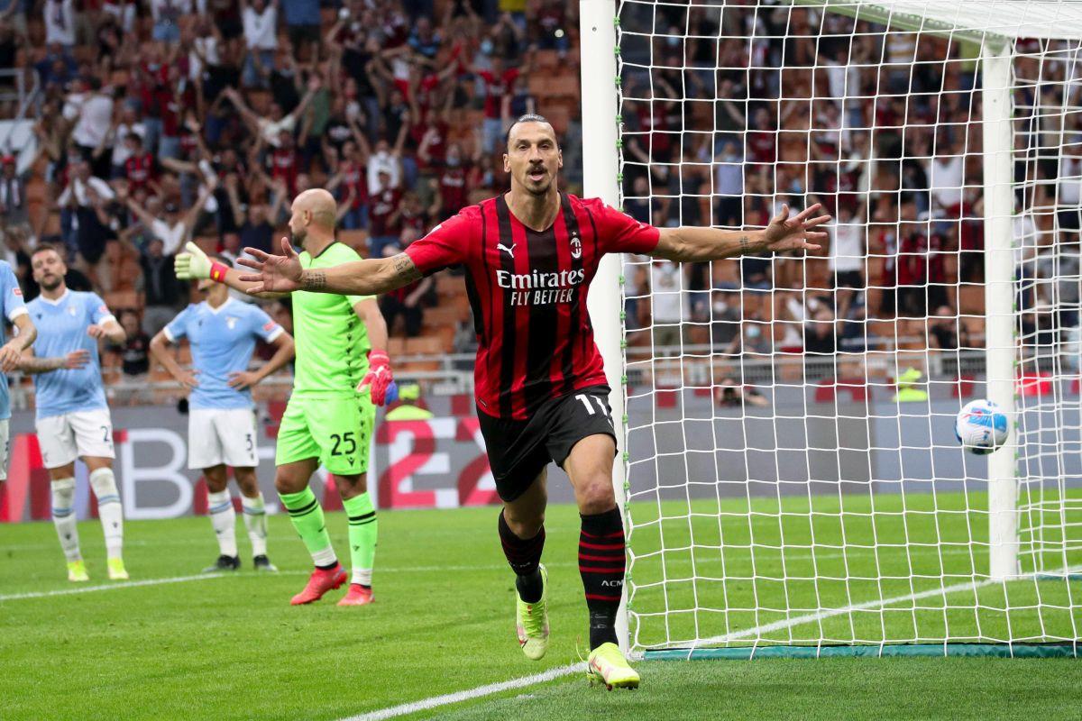 Milan na San Siru savladao bezidejni Lazio, Ibrahimović se vratio i odmah zabio gol