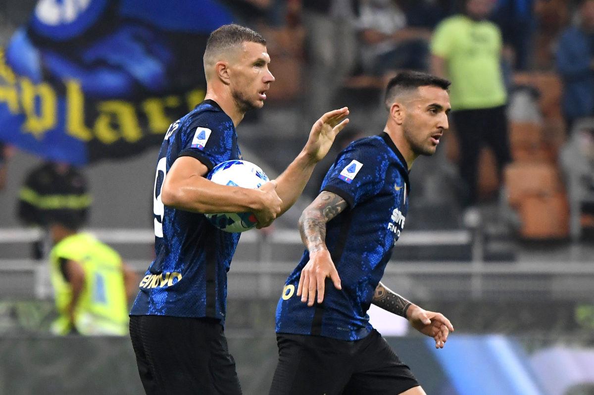 Petim golom na šestom meču Edin Džeko spasio Inter poraza od Atalante