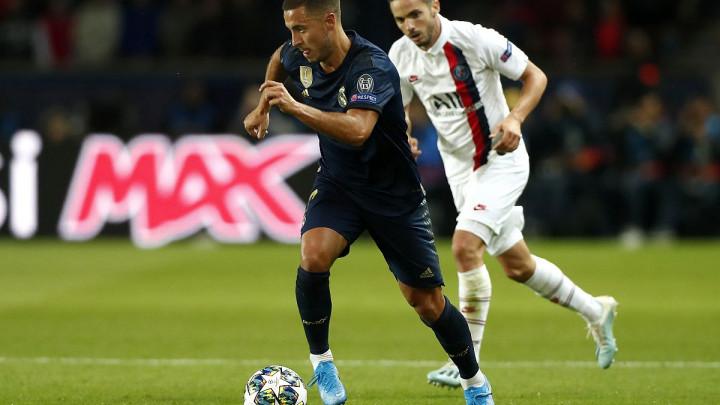 Ferdinand: Real je tim koji stari, Hazard je tamo otišao u pogrešnom trenutku