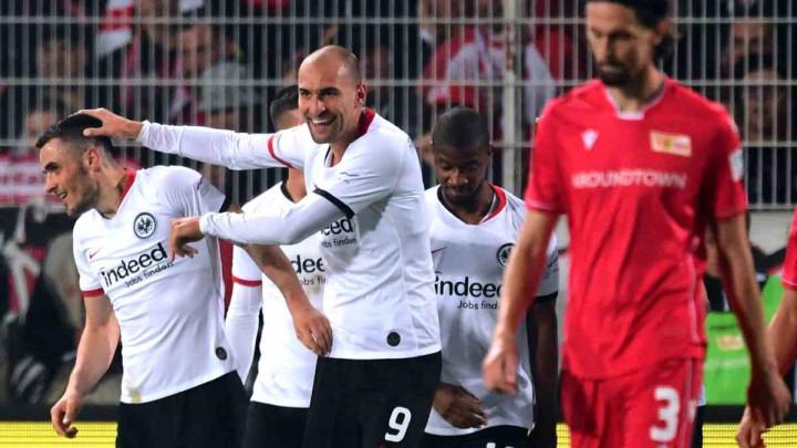 Eintrachtu puni plijen u Berlinu